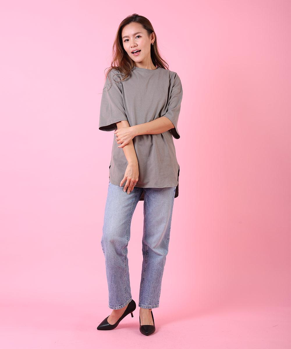 aimoha のトップス/Tシャツ|KHAKI