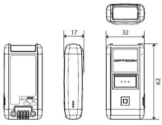 OPN-2002 外形寸法