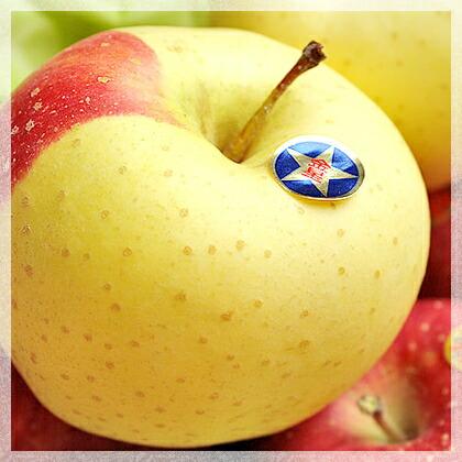 奇跡のりんご!的場りんご園の金星・サンふじ