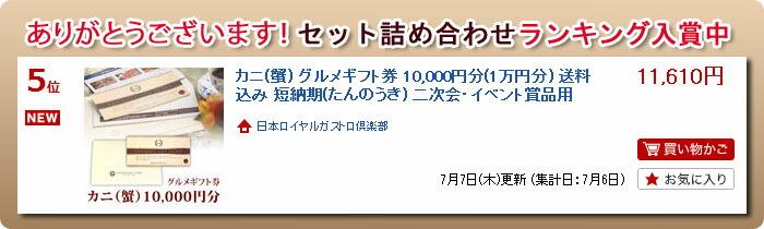 ランキング入賞中!