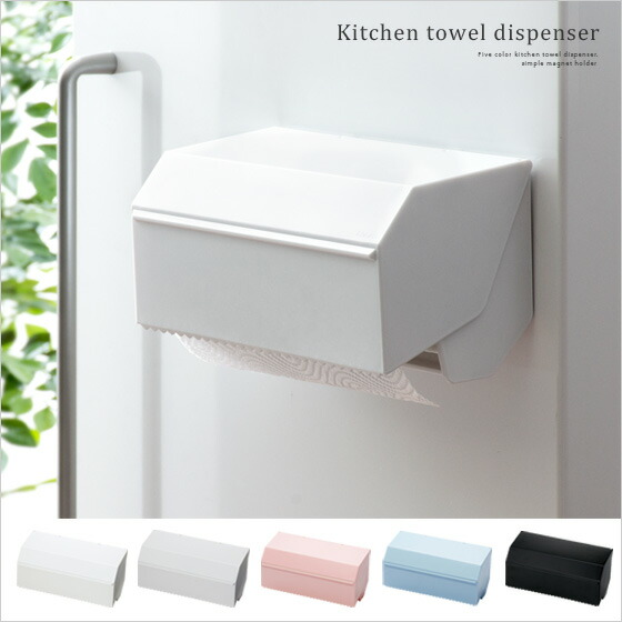 Kitchen Paper Dispenser Towel Miscellaneous Goods North Europe Por Stylish Modern Interior Shin Pull