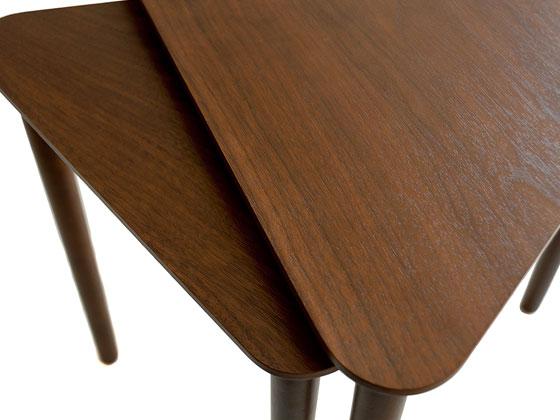 air-rhizome  라쿠텐 일본: 사이드 테이블 나무 침대 사이드 테이블 ...