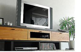 フィードテレビ台のリビング画像
