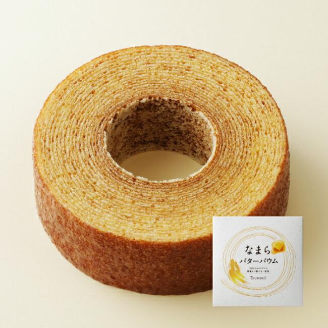 石屋製菓 TSUMUGI なまらバターバウム-TSUMUGI-つむぎ