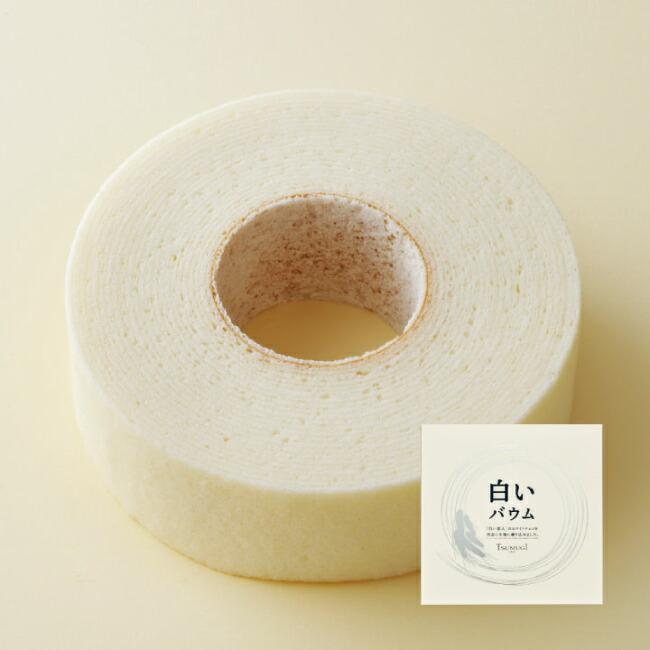 石屋製菓 白いバウム-TSUMUGI-つむぎ