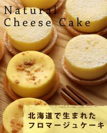十勝トテッポ工房 ナチュラルチーズのフロマージュ チーズケーキ 北海道 スイーツ