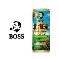 BOSS サントリー 北海道オリジナルブレンド 送料無料