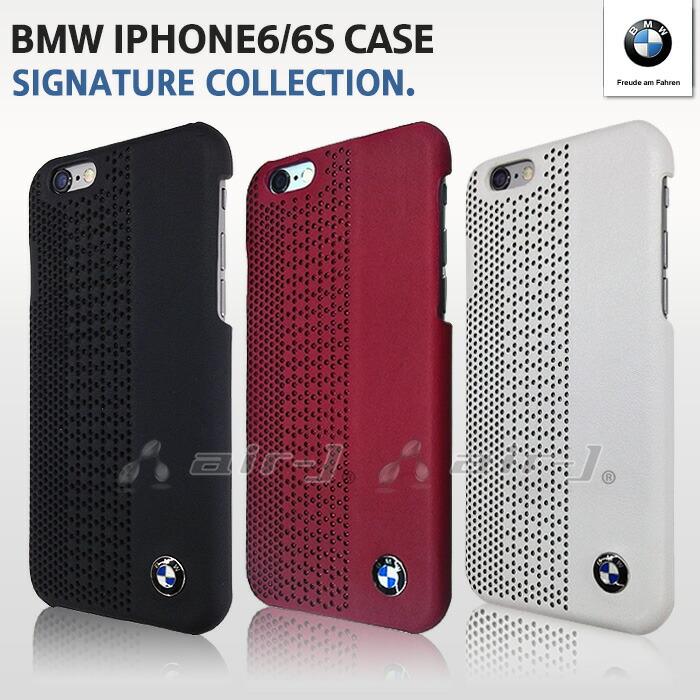 275edb3c2a BMW・公式ライセンス品 iPhone6s/6専用ケース [Signature Collection]