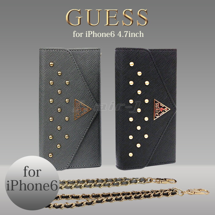 GUESSクラッチiPhone6ケース