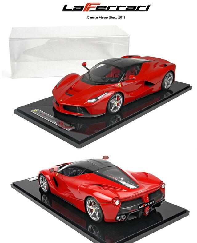 �� �ե��顼�� BBR 1/12 �������� �쥸���� �ߥ˥������������� Ferrari �����ѡ�����