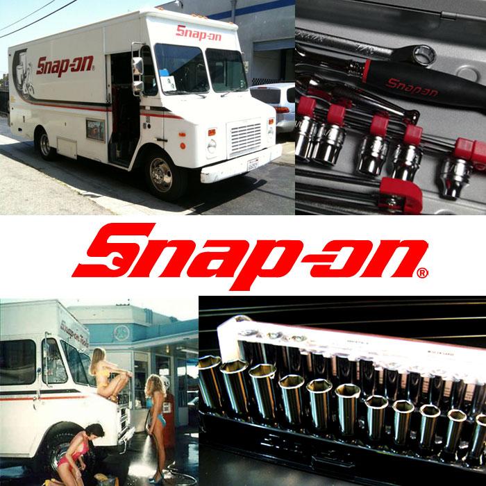 Snap-on (スナップ オン) イメージ画像