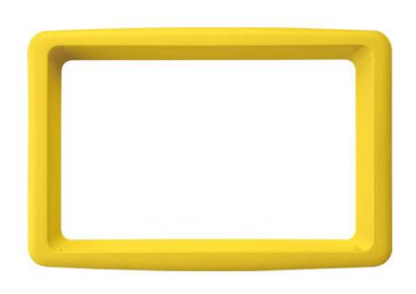 業務用、一般家庭用、各レジャー・イベント施設用に利用できる分別リサイクルボックスの黄色