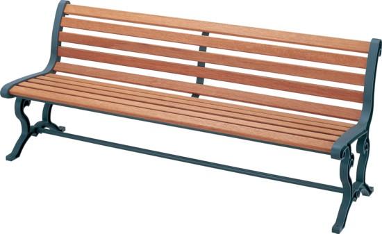 木製ベンチシート】ショッピングモールや各屋内施設に最適です。