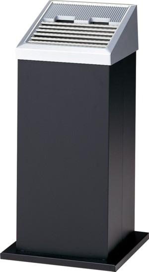 業務用スタンド灰皿 スモーキング AL-201ブラック