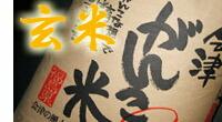 玄米-福島・会津産コシヒカリ-会津がんこ米5kg