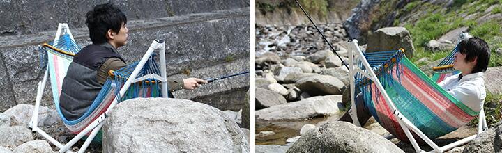 釣りのおともにも大活躍