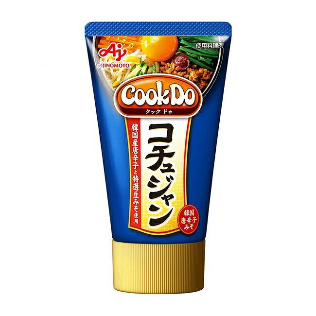 「CookDo」コチュジャン90gチューブ