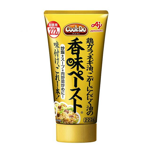 「CookDo 香味ペースト」香味ペースト 222g