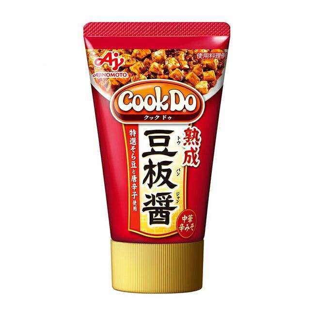 「CookDo」豆板醤 90gチューブ