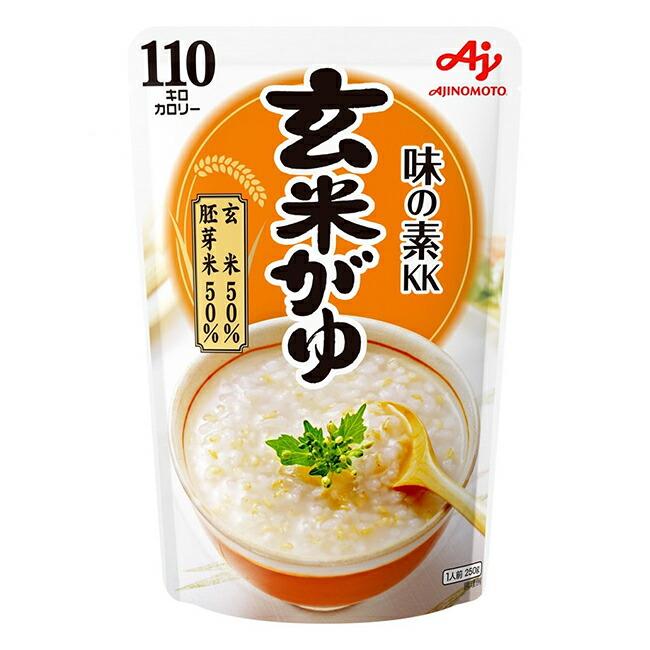 「味の素KK おかゆ」玄米がゆ