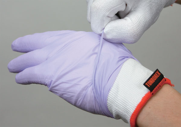 感染防止 ゴム手袋