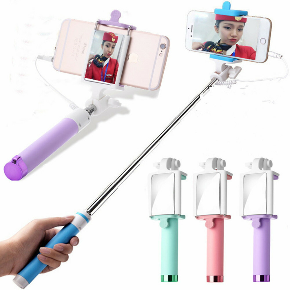 akashihonpo rakuten global market there is no selfie stick selfie stick with the mirror in. Black Bedroom Furniture Sets. Home Design Ideas