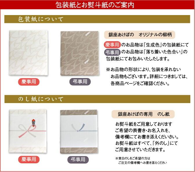 熨斗・包装紙
