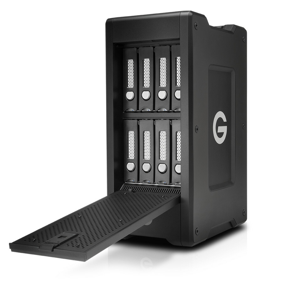 G-SPEED Shuttle XL with Thunderbolt 3