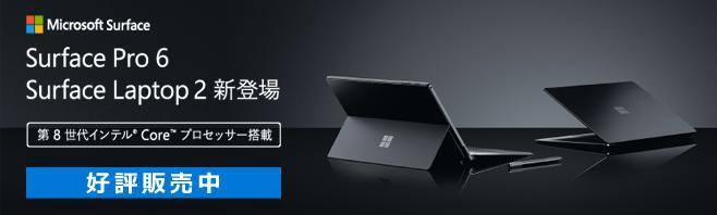 Surface Laptop2 / pro6