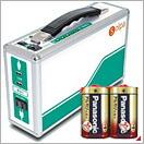 蓄電機・電池・充電器