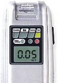 アルコールチェッカーSC-103の液晶表示部分