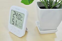 シンプル温湿度計の設置方法