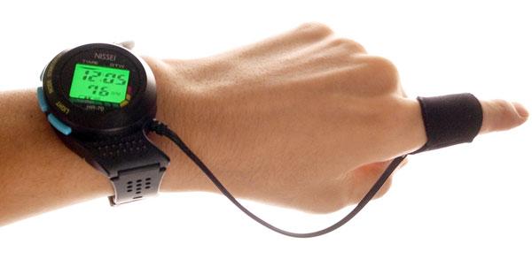 脈拍モニター(脈拍計)「パルネオ」HR-60