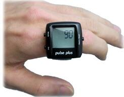 指輪型脈拍計パルスプラス