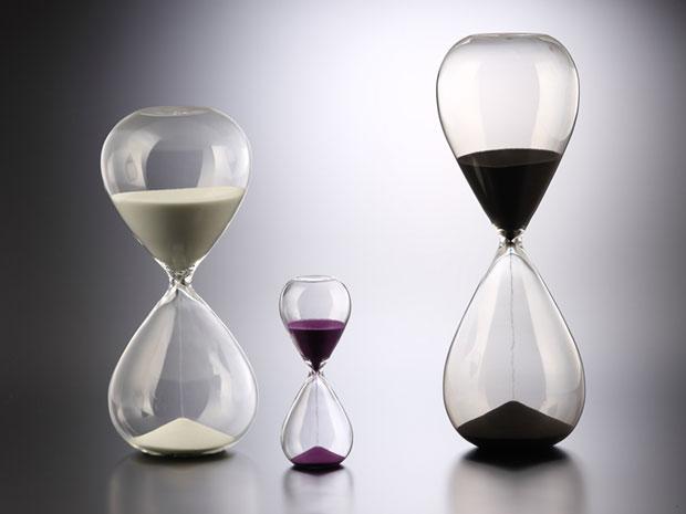 インテリア砂時計