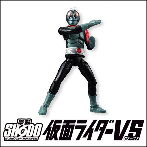 SHODO 仮面ライダー