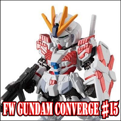 FW GUNDAM CONVERGE ♯15