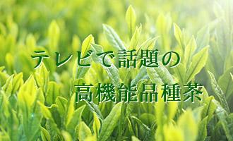 機能性緑茶