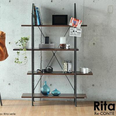 【Rita(リタ)】シリーズシェルフ
