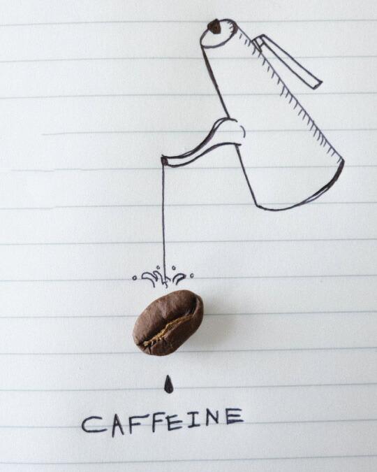 デカフェ カフェインレス