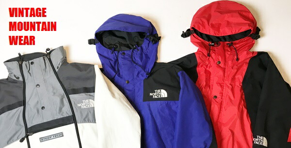 【MOUNTAIN WEAR】