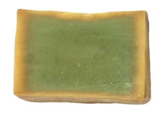 アレッポの石鹸の色について