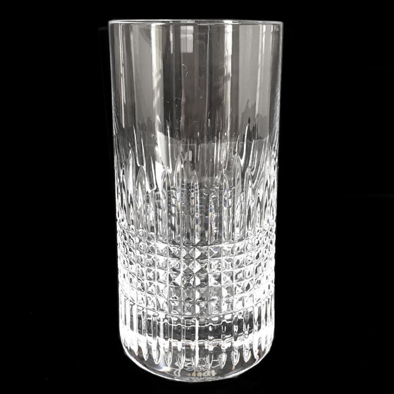 【おすすめ】 バカラ Baccarat グラス ナンシー ハイボール タンブラー 14cm 1301233, HONEY ME EYES 7dc4c010