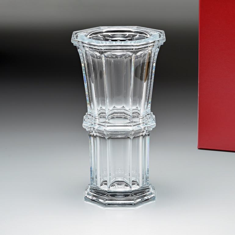 バカラ Baccarat ベース 花瓶 アルクール 23cm S 2802259