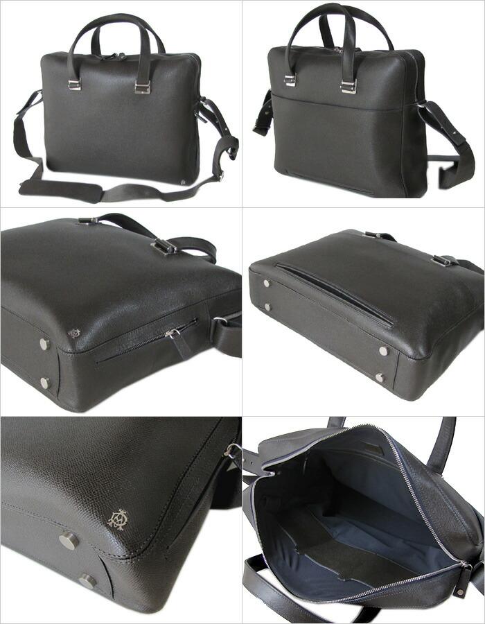 ダンヒル dunhill ビジネスバッグ シングル ブリーフケース ボードン メンズ L3M181Z