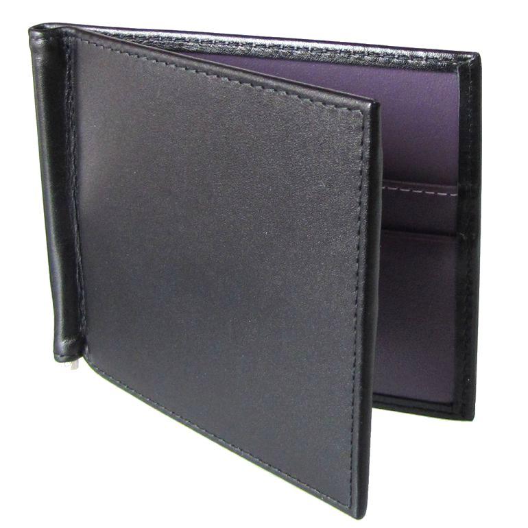 エッティンガー ETTINGER 財布 メンズ 二つ折り 札入れ マネークリップ メンズ ロイヤルコレクション PP787AJR BLACK ブラック