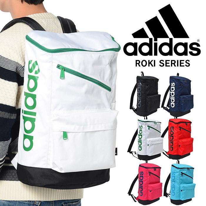 4d279d0a2ea4 おすすめアディダス リュックサック 24L スクエア adidas ロキ 1-59403 メンズ レディース 通学 リュック スクール