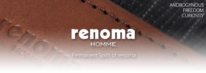 renoma HOMME レノマ オム