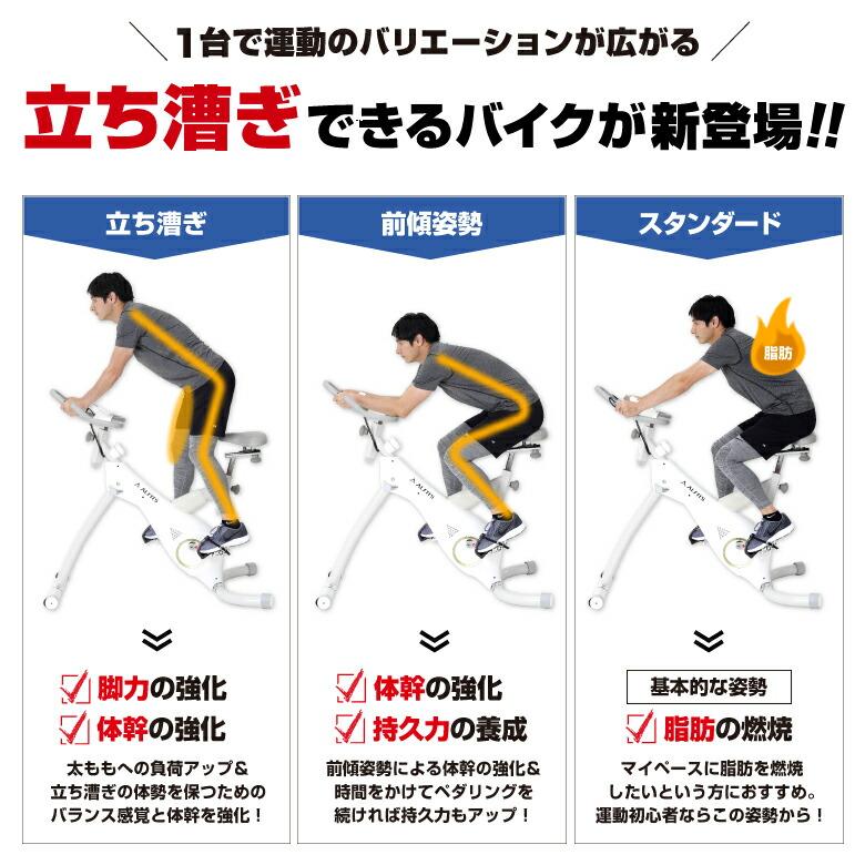 スタンディングバイク1700/BK1700_02