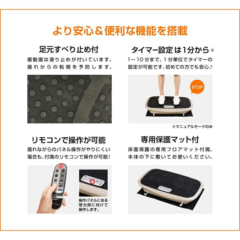 3D振動マシン バランスウェーブ/FAV3017_06